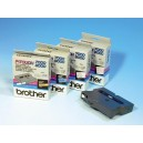 rubans TX 6MM pour titreuse BROTHER P PTOUCH7000/8000/PC Soldés