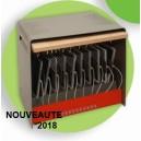 Mini armoire de stockage et rechargement de tablettes
