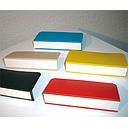 SOLDE Porte-étiquette à clipser sur étagère en plastique couleur