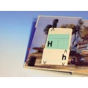 Porte-fiches adhésifs en papier, L8.7 x H8.3/6.3cm,  , couleur: crème. Le pack de 500. JUSQU'A EPUISEMENT DU STOCK.