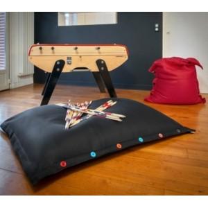 Matelas-coussin détente enfant indoor / outdoor en tissu MESH, imperméable et flottant , lavable et déhoussable  3 tailles