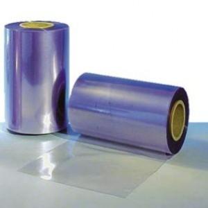 PVC antistatique brillant NON-adhésif 100µ, souple, largeur 24 à 140cm en rouleau de 100m