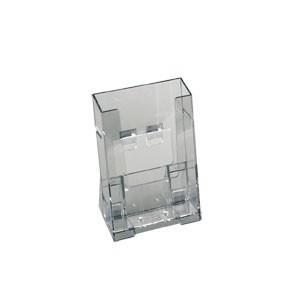 Corbeilles de comptoir 1 compartiment en acrylique transparent 4 formats au choix