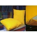 Coussin moelleux en tissu 60x60cm lavable pour secteurs jeunesse