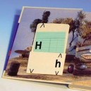 """Fiche modèle """"Fiche titre/cote/auteur"""", 9 x 9cm, couleur: blanc. Les 100"""