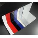 Serres-livres magnétiques en métal (bande magnétique sur le fond,L10)