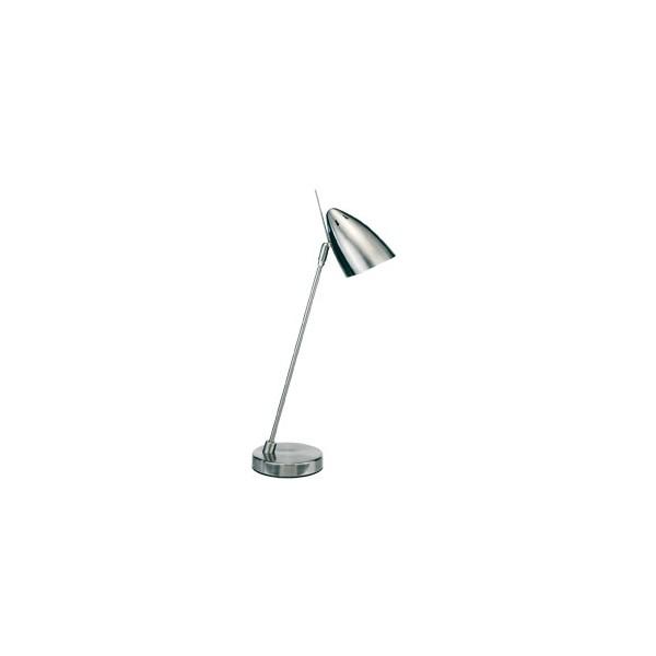 lampe de bureau compacte basse consommation 40w av abat jour obus fournitures cdi. Black Bedroom Furniture Sets. Home Design Ideas
